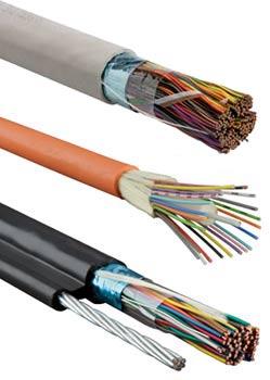 Телекомунікаційні кабелі