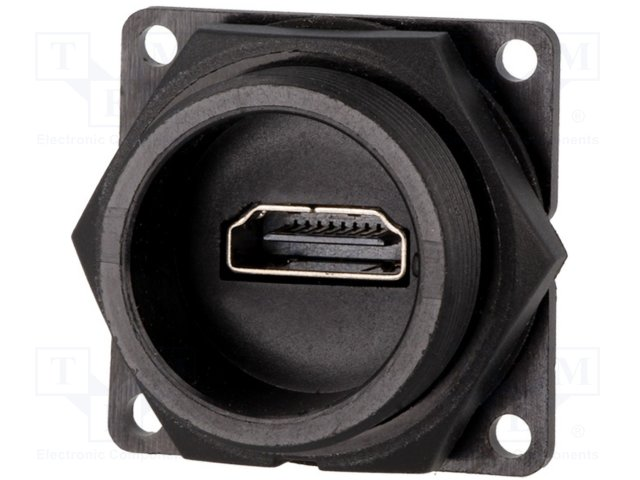 З'єднувачі EURO, HDMI