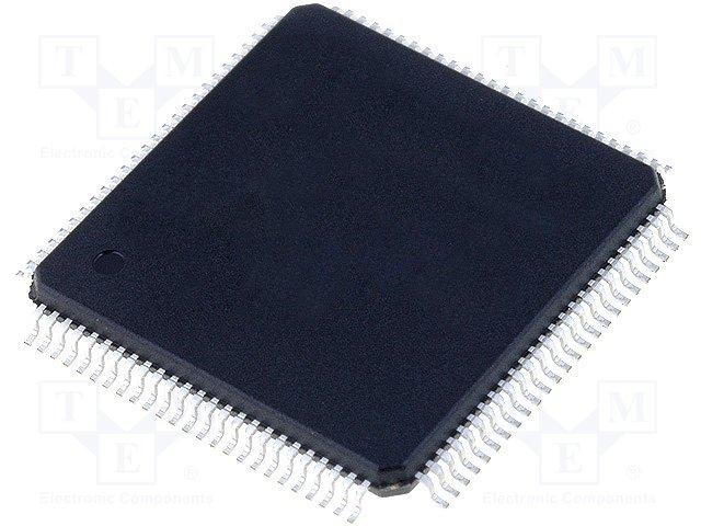 Мікроконтролери Atmel
