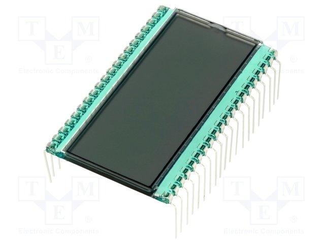 Дисплеї LCD