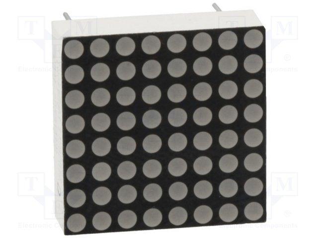 Дисплеї LED матриці