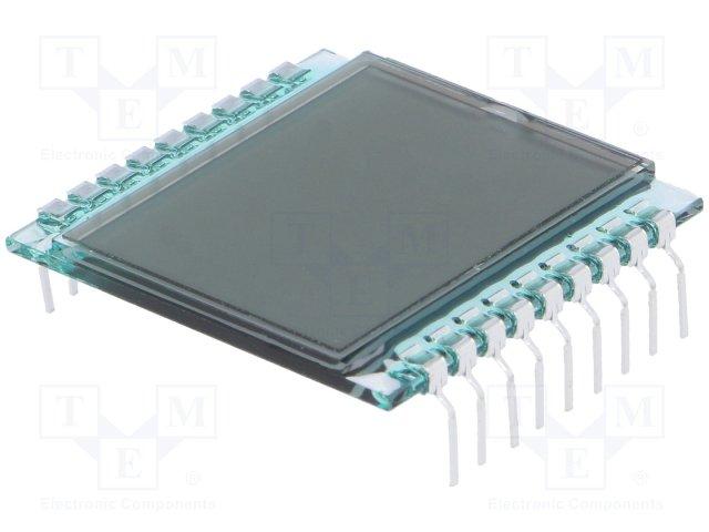 Дисплеї LCD цифрові