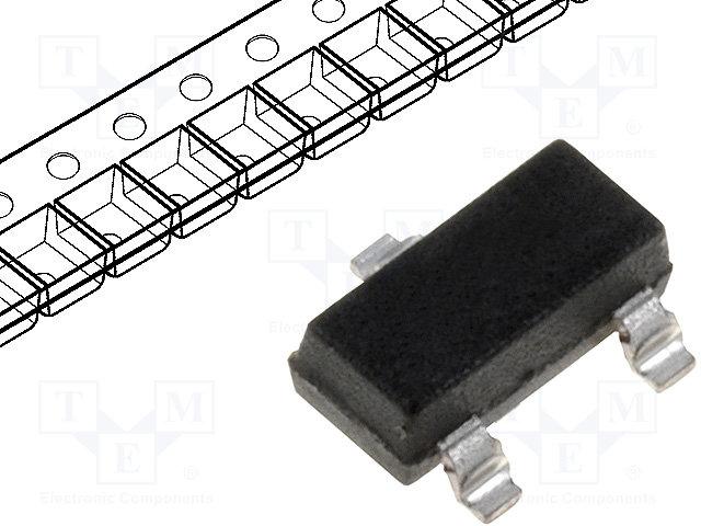 Транзистори PNP SMD