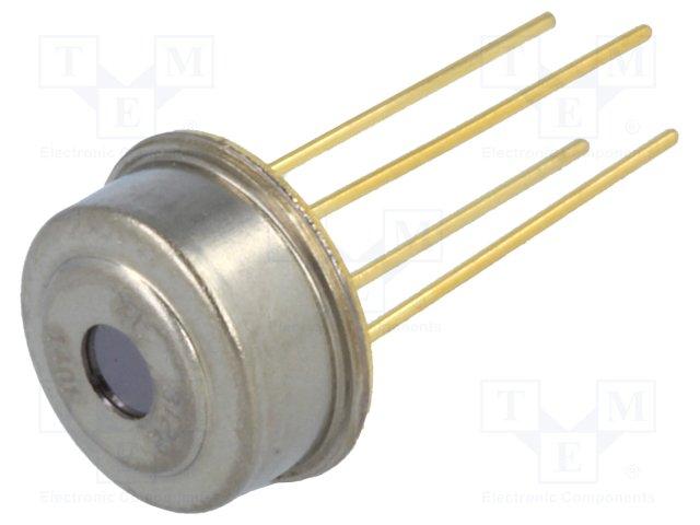 Датчики температури - резистивні