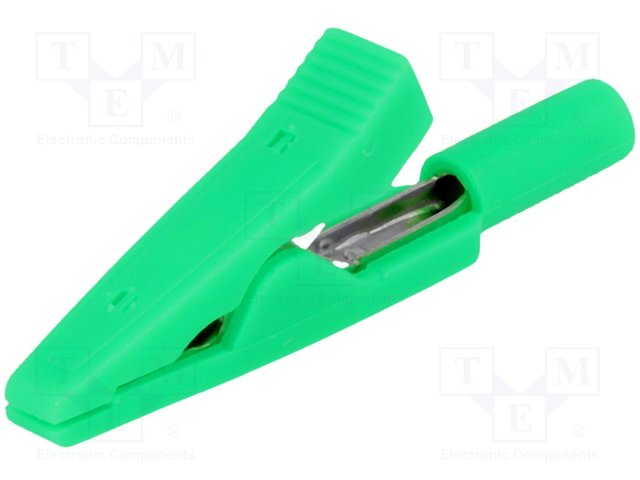 Зубчасті затиски