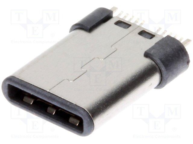 З'єднувачі USB і IEEE1394