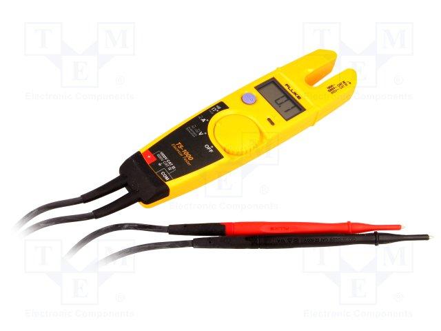 Тестери і вимірники електричних систем