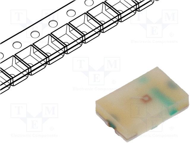 Світлодіоди SMD 0805