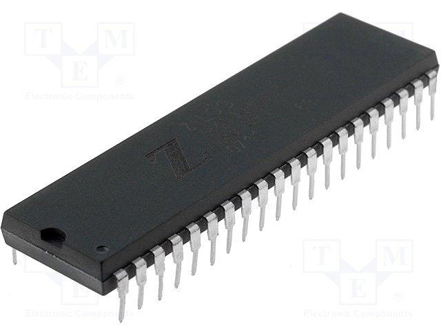 Мікроконтролери Atmel 8051 THT