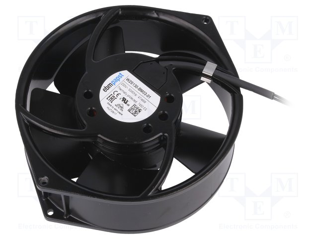Вентилятори AC 230V