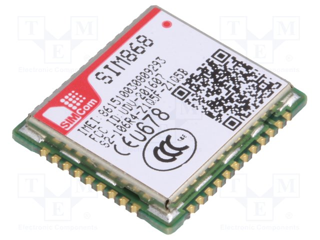 Модулі GSM/GPS