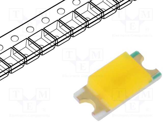 Світлодіоди SMD PLCC