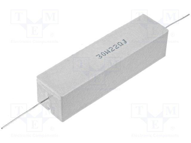 Резистори дротяні 30Вт