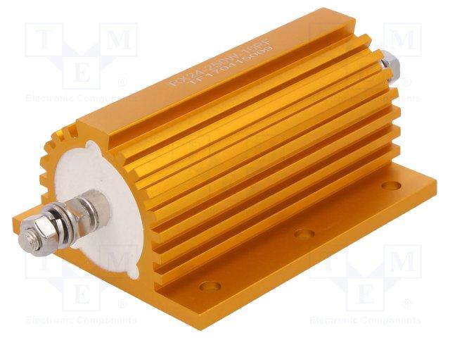 Резистори дротяні 200Вт і більш