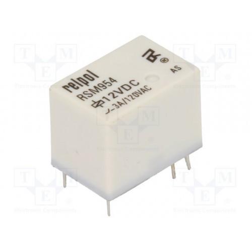 Реле електромагнітні мініатюрні