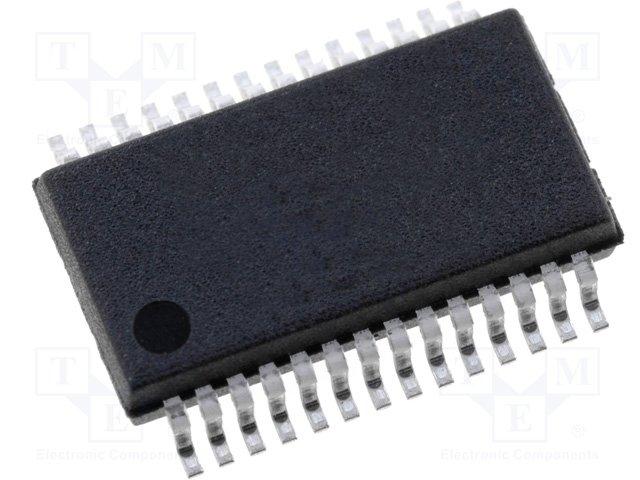 Інтеграль. схеми - інтерф. RS232/422/485