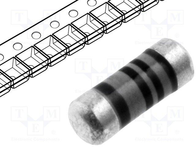 Резистори SMD minimelf 0204