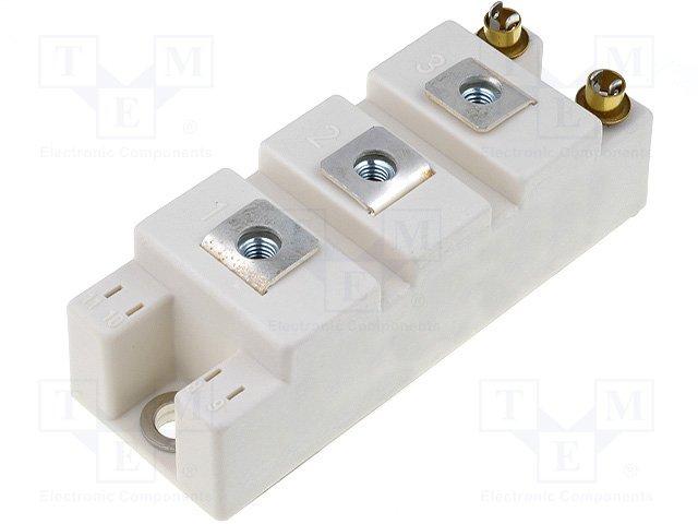 Транзистори і модулі IGBT