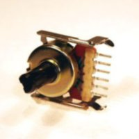 RV1614GNPT/PH/-B50K-25F-5PIN